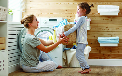 Designing A Laundry